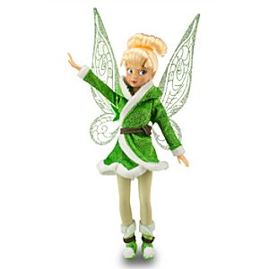 Secret of the Wings Disney Fairies Tinker Bell Doll -- 10