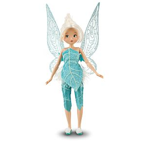 Secret of the Wings Disney Fairies Periwinkle Doll -- 10