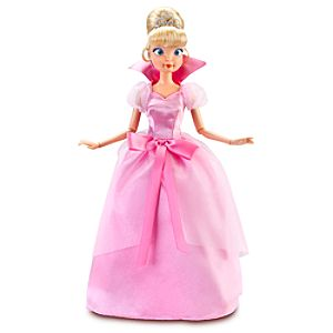 The Princess and the Frog Classic Charlotte Doll -- 12