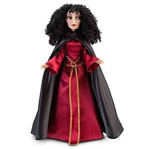 Tangled Classic Mother Gothel Doll -- 12""