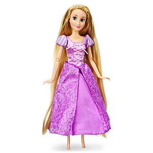 Classic Disney Princess Rapunzel Doll - 12
