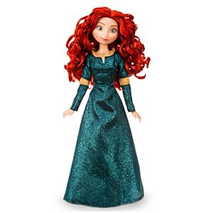 Classic Disney Princess Merida Doll - 12