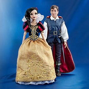 Snow White and the Prince Doll Set - Disney Fairytale Designer Collection
