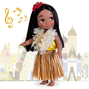 its a small world Hawaii Singing Doll - 16