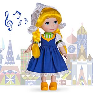 its a small world Holland Singing Doll - 16