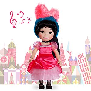its a small world France Singing Doll - 16