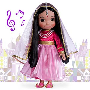 its a small world India Singing Doll - 16