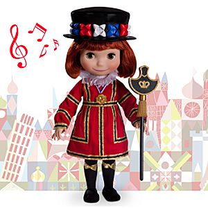 its a small world England Doll - 16