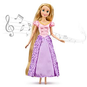 Rapunzel Singing Doll and Costume Set - 11 1/2