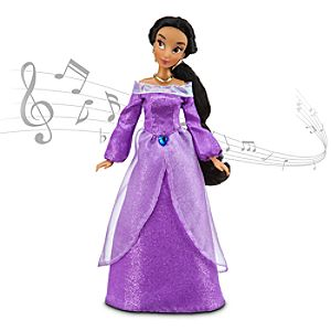Jasmine Singing Doll and Costume Set - 11 1/2