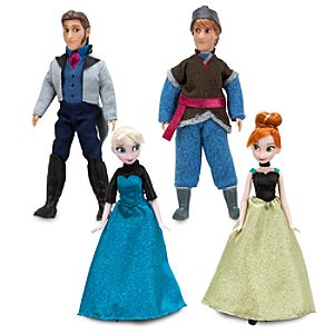 Frozen Mini Doll Set