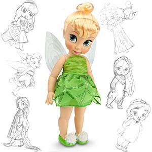 Disney Animators Collection Tinker Bell Doll - 16