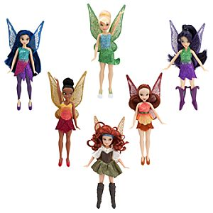 Disney Fairies Doll Set - The Pirate Fairy