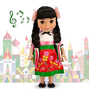 its a small world Mexico Singing Doll - 16