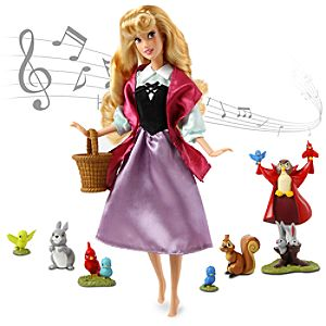 Aurora Deluxe Singing Doll - 11 - Sleeping Beauty