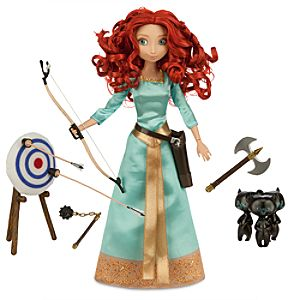 Merida Deluxe Talking Doll Set - 11