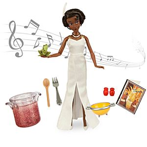Tiana Deluxe Talking Doll Set - 11
