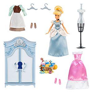Cinderella Wardrobe Doll Play Set