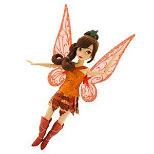 "Fawn Disney Fairies Doll - 10"" - Legend of the NeverBeast"