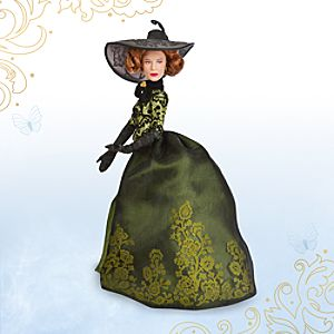 """Lady Tremaine Disney Film Collection Doll - Cinderella - Live Action Film - 11"""""""
