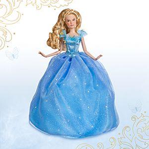 "Cinderella Disney Film Collection Doll - Live Action Film - 11"""
