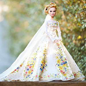 Cinderella Limited Edition Royal Wedding Doll - Live Action Film - 17