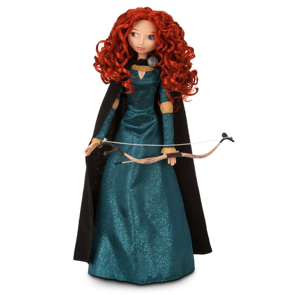 Merida Talking Doll - 17