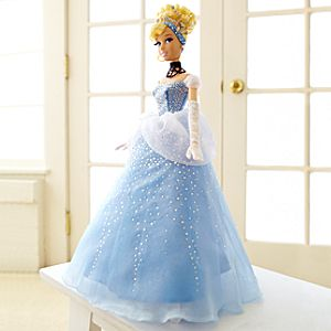 Pre-Order Limited Edition Cinderella Doll: 18