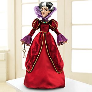 Lady Tremaine Doll - Limited Edition - 17