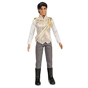 Tangled Ever After Flynn Rider Doll -- 12 H