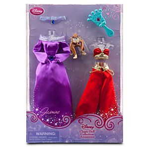 Jasmine Classic Doll Collection Accessory Set-- 5-Pc.