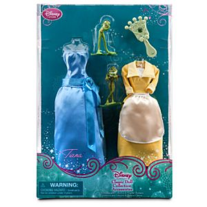 Tiana Classic Doll Collection Accessory Set  -- 5-Pc.