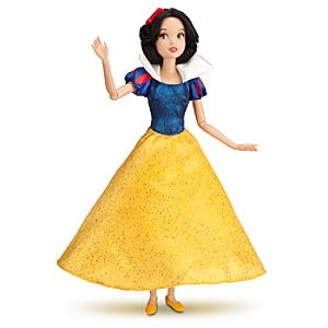 Classic Disney Princess Snow White Doll -- 12