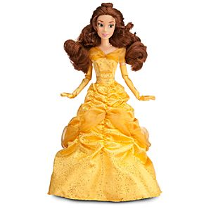 Classic Disney Princess Belle Doll -- 12""