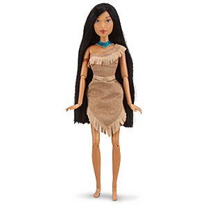 Classic Disney Princess Pocahontas Doll -- 12 H