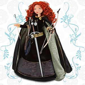 "Limited Edition Merida Doll - 18"" H"