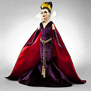 Evil Queen Disney Villains Designer Collection Doll