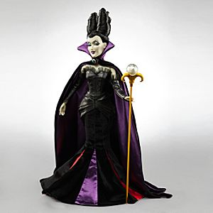 Maleficent Disney Villains Designer Collection Doll