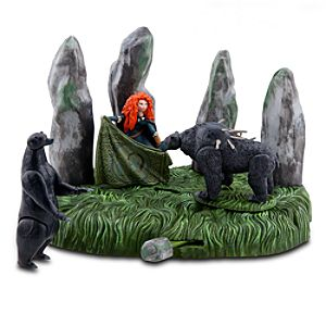 Brave Bear Play Set