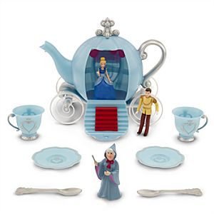 Cinderella Tea Set Play Set