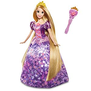 Light-Up Rapunzel Doll by Mattel