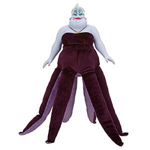 The Little Mermaid Classic Ursula Doll -- 12 H