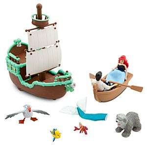 The Little Mermaid Magical Moment Play Set