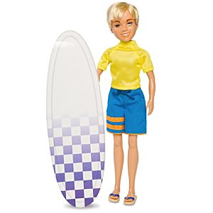 Teen Beach Movie Doll - Brady - 11 1/2