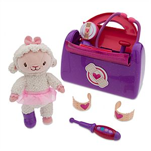 Doc McStuffins Doctor Bag Play Set