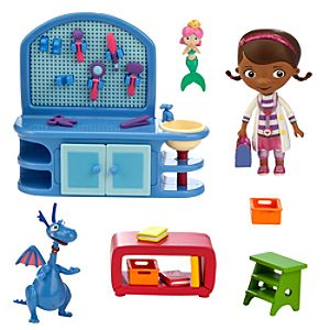 Doc McStuffins Clinic Play Set