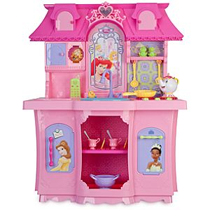 Disney Princess Ultimate Fairy Tale Kitchen Play Set