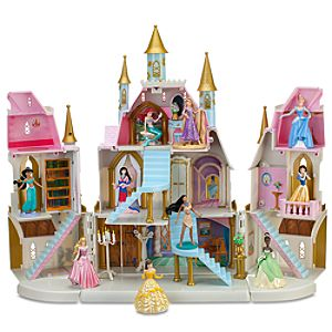 Disney Princess Magical Castle Play Set