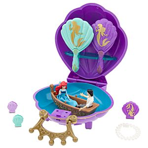 Ariel's Shell Glamour Play Set