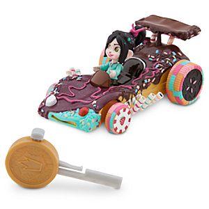 Vanellope Von Schweetz Racer - Wreck-It Ralph